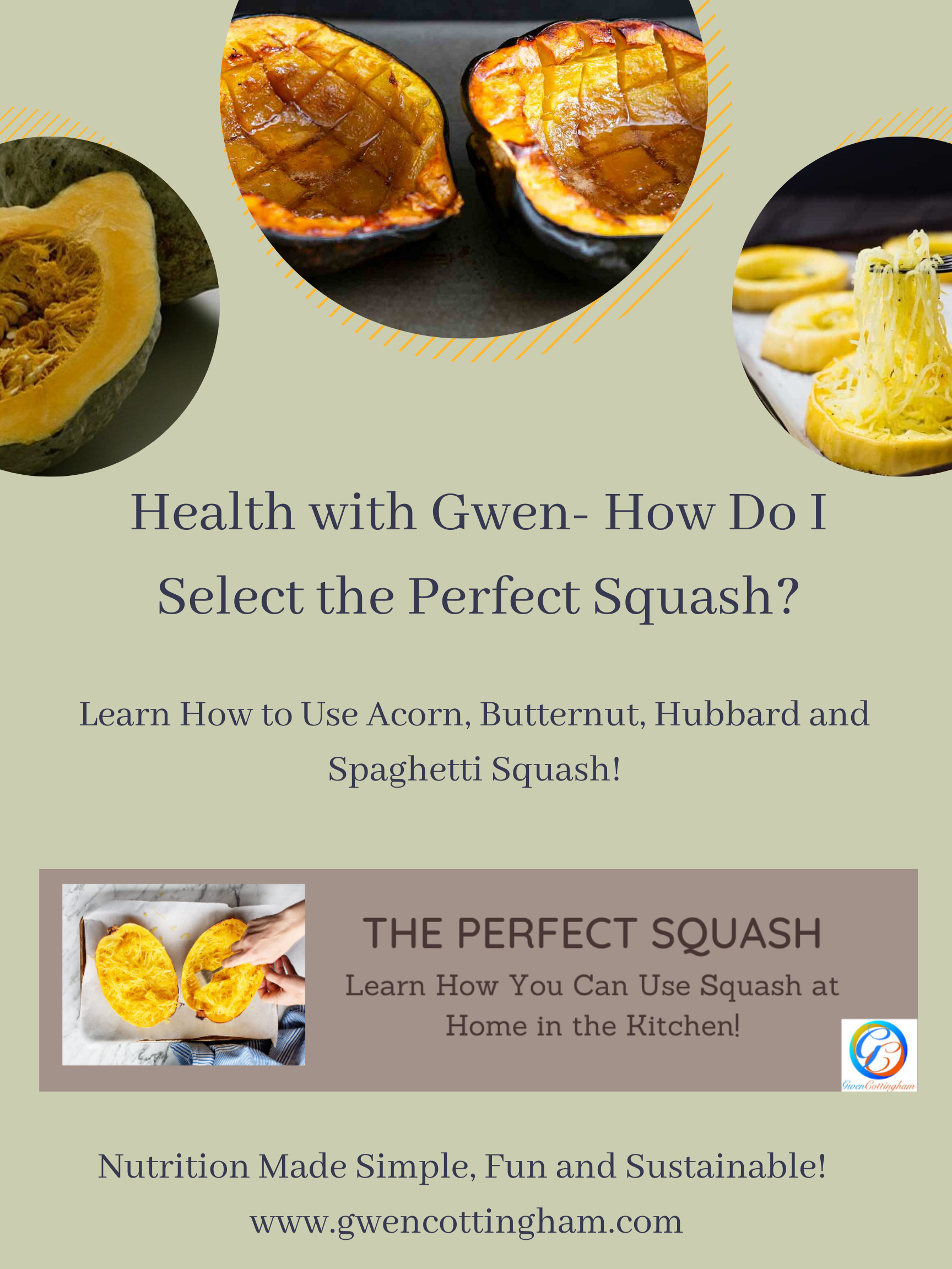 How to select the perfect squash?